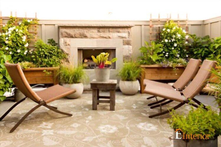 Balcony Garden Ideas Balcony Boundary Wall Designs Modern Home