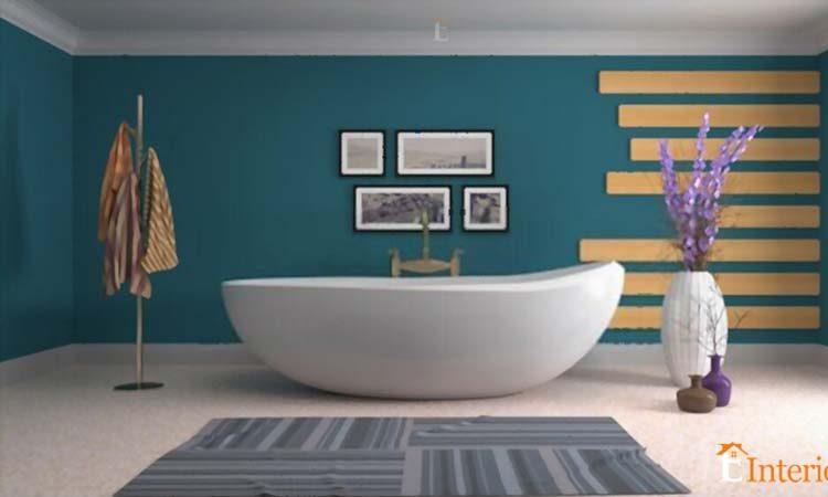 Bathroom Décor Modern Wall Tiles Design For Bathroom