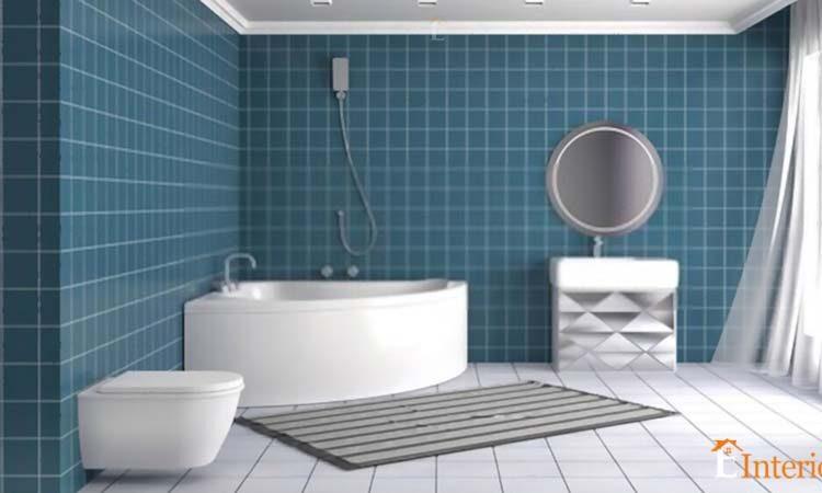 Bathroom Tiles Design Western Cum Indian Toilet Bathroom Design