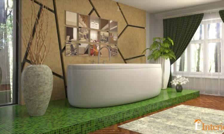 Bathroom Wall Tile Designs Wardrobe Design In Bathroom Cum Dressing