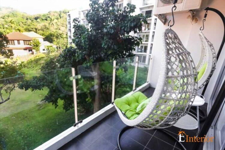 Steel Railing Design For Balcony Arc House Front Balcony Design