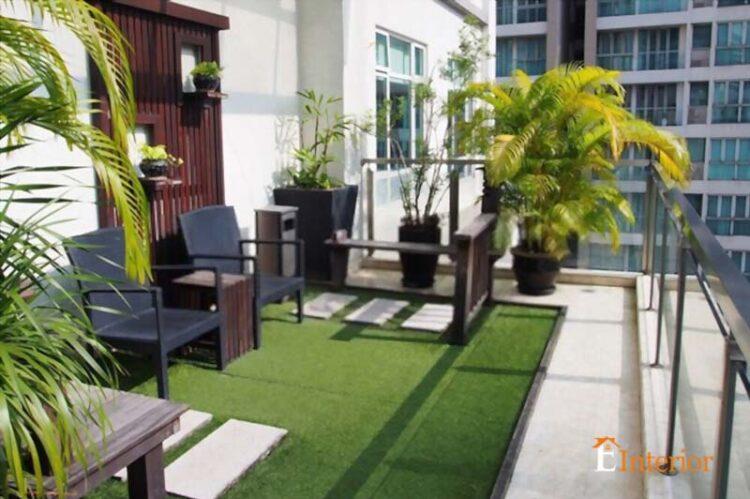 Terrace Garden Ideas Arch Design For Balcony For Modern Home